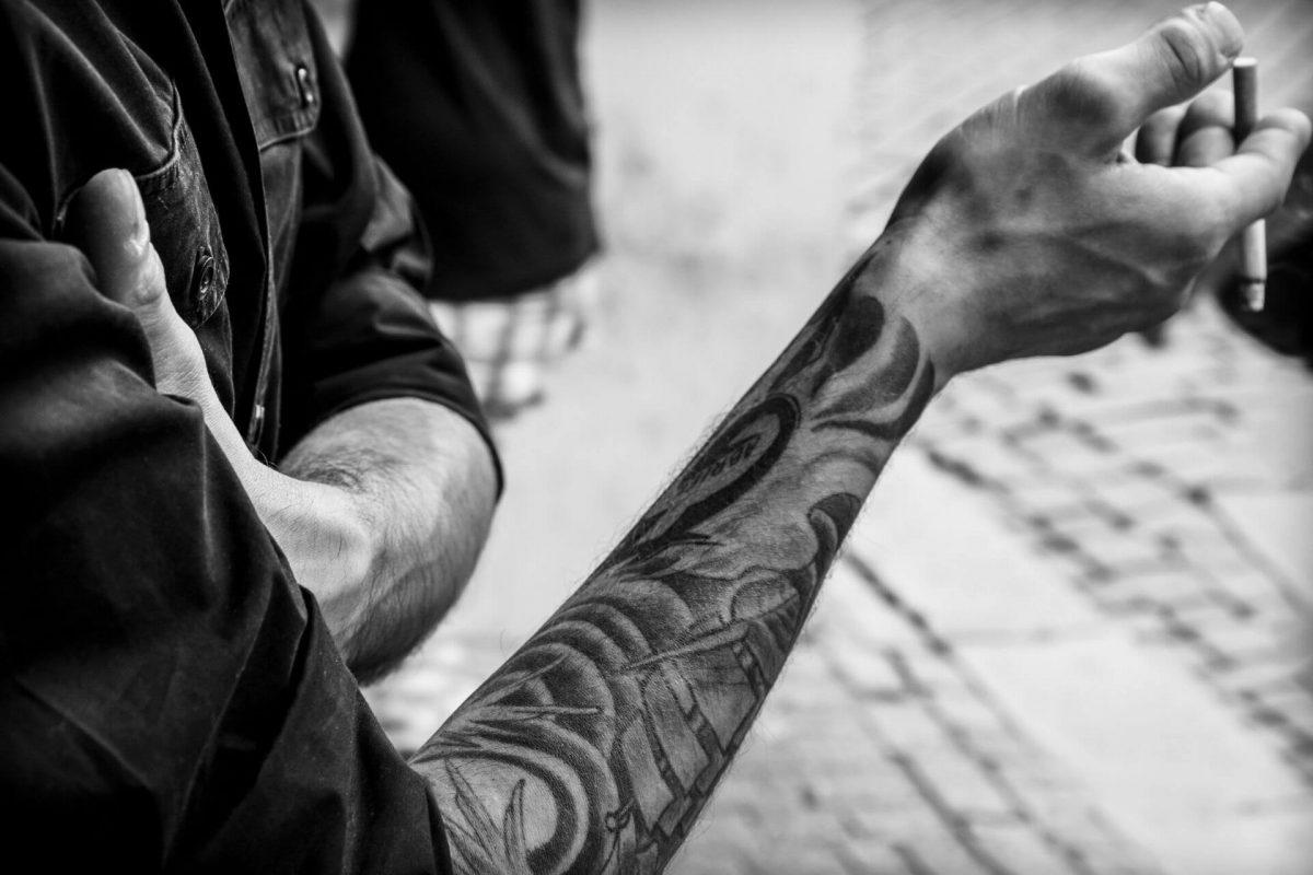 tatoeage verslaving