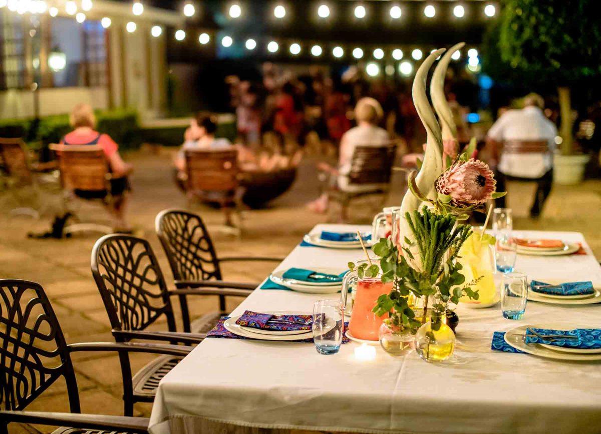 diner in White River Manor