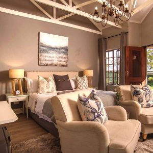 Private Executive Villas Room - Armchairs