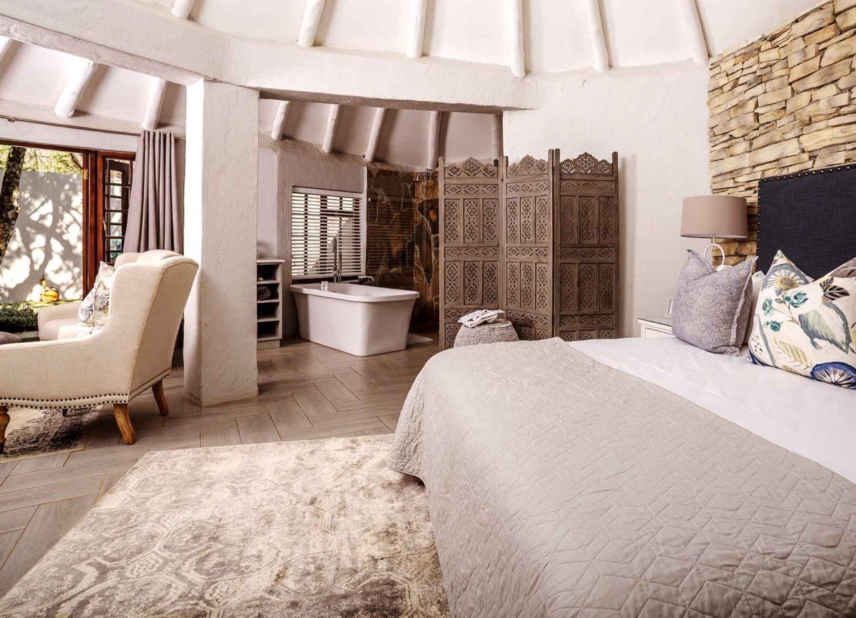 Luxury accommodation - White River Manor