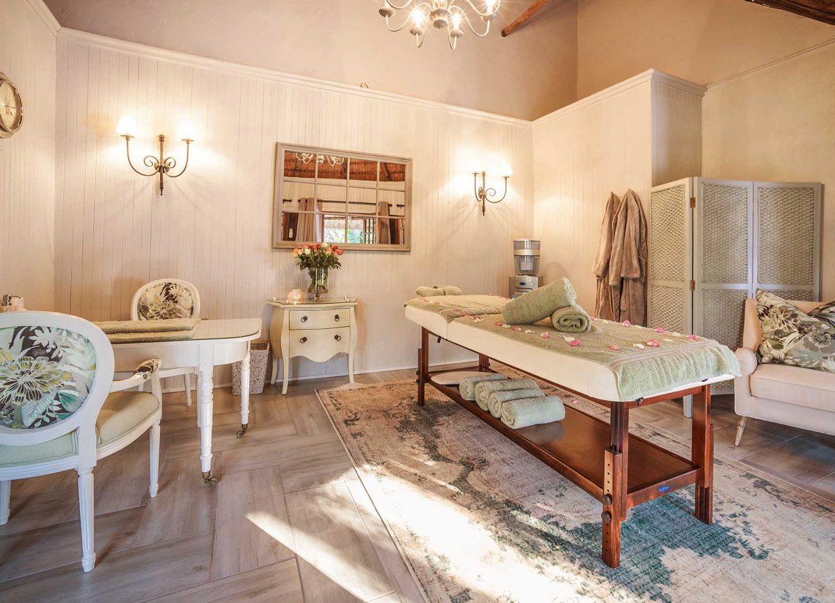 Luxe spa - White River Manor