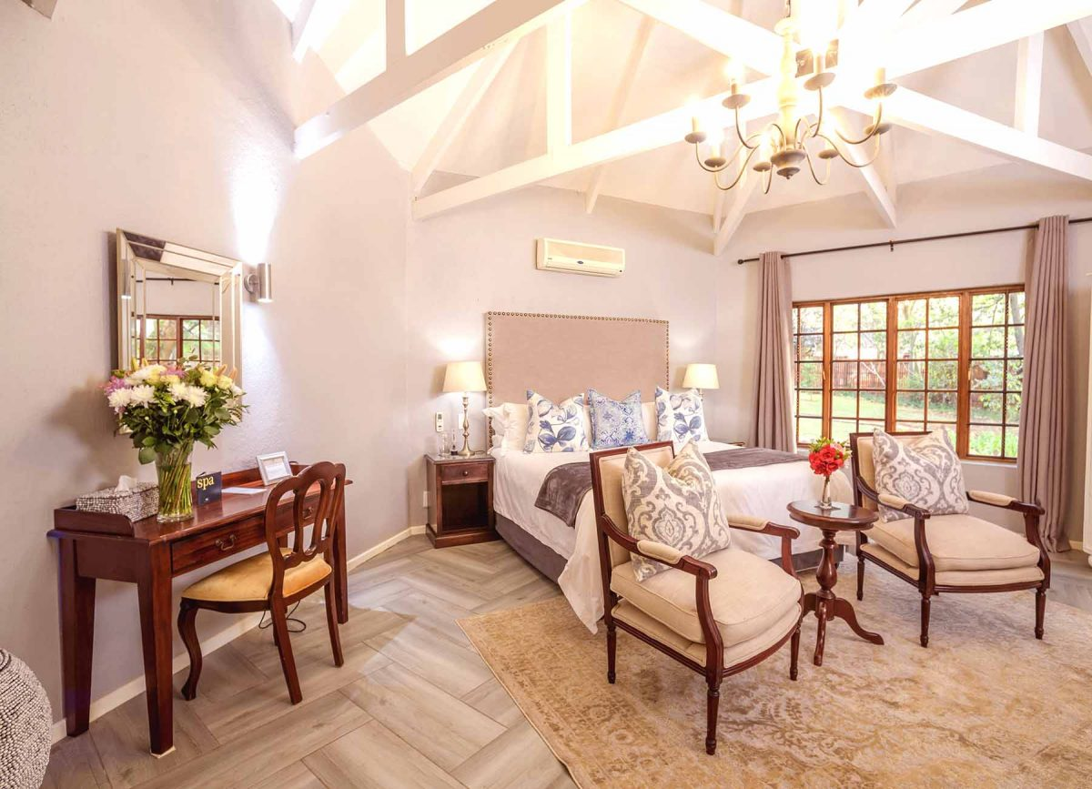 Standaard privékamer - White River Manor