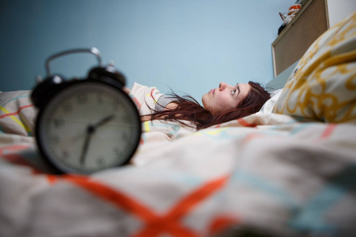 How substance abuse affects sleep