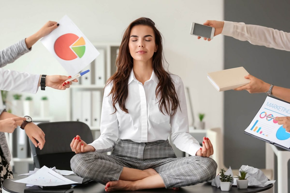 Stress management techniques you can practice