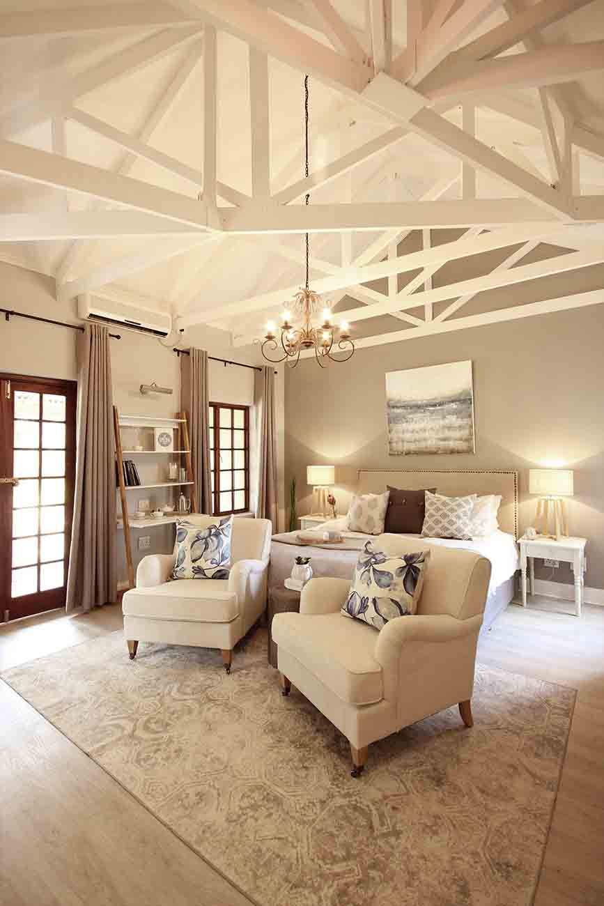 Five-star treatment suite south africa