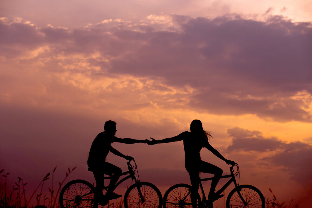 cycling and anxiety relief